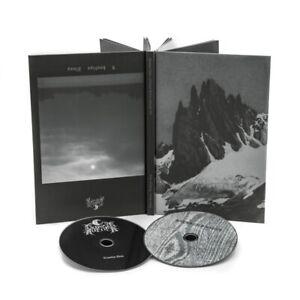 Lunar-Aurora-Paysage-d-039-Hiver-Split-2-CD-A5-Mediabook-Darkspace