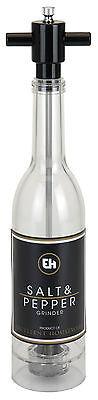 Extra Large Pepper Mill Salt Grinder Wine Bottle Professional Pepper Mill 37cm