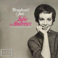 Julie Andrews - Broadway's Fair [New CD]