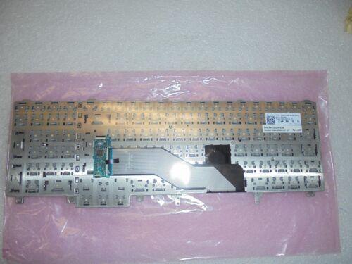 NEW Dell Latitude E5530 FRENCH CANADIAN KEYBOARD NSK-DWCUC PK130LH1E24 FFHWT