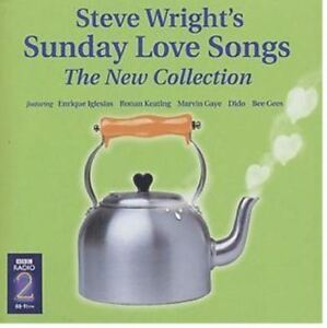 STEVE-WRIGHT-039-S-SUNDAY-LOVE-SONGS-THE-NEW-COLLECTION-various-2X-CD-compilation