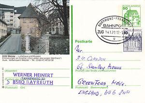 07617-Allemagne-Housse-TRAINS-DORTMUND-Francfort