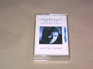 CLIFF RICHARD  PRIVATE COLLECTION 19791988  CASSETTE TAPE ALBUM  EMI LABEL - <span itemprop='availableAtOrFrom'>Portsmouth, United Kingdom</span> - CLIFF RICHARD  PRIVATE COLLECTION 19791988  CASSETTE TAPE ALBUM  EMI LABEL - <span itemprop='availableAtOrFrom'>Portsmouth, United Kingdom</span>
