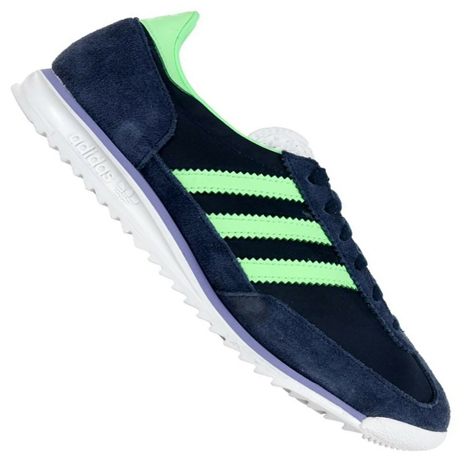Adidas Originals SL 72 baskets Femmes Loisirs Chaussures De Sport m19226 Chaussures De Course Navy