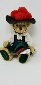 Hermann-Teddy-Bear-Black-Forest-Girl-Limited-Edition