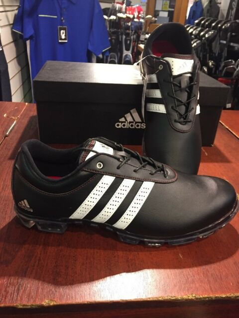 low priced 8b6f4 1c18a Adidas Adipure Flex Wide Fitting Golf Shoes. BlackWhite Trim.Size 11.5.