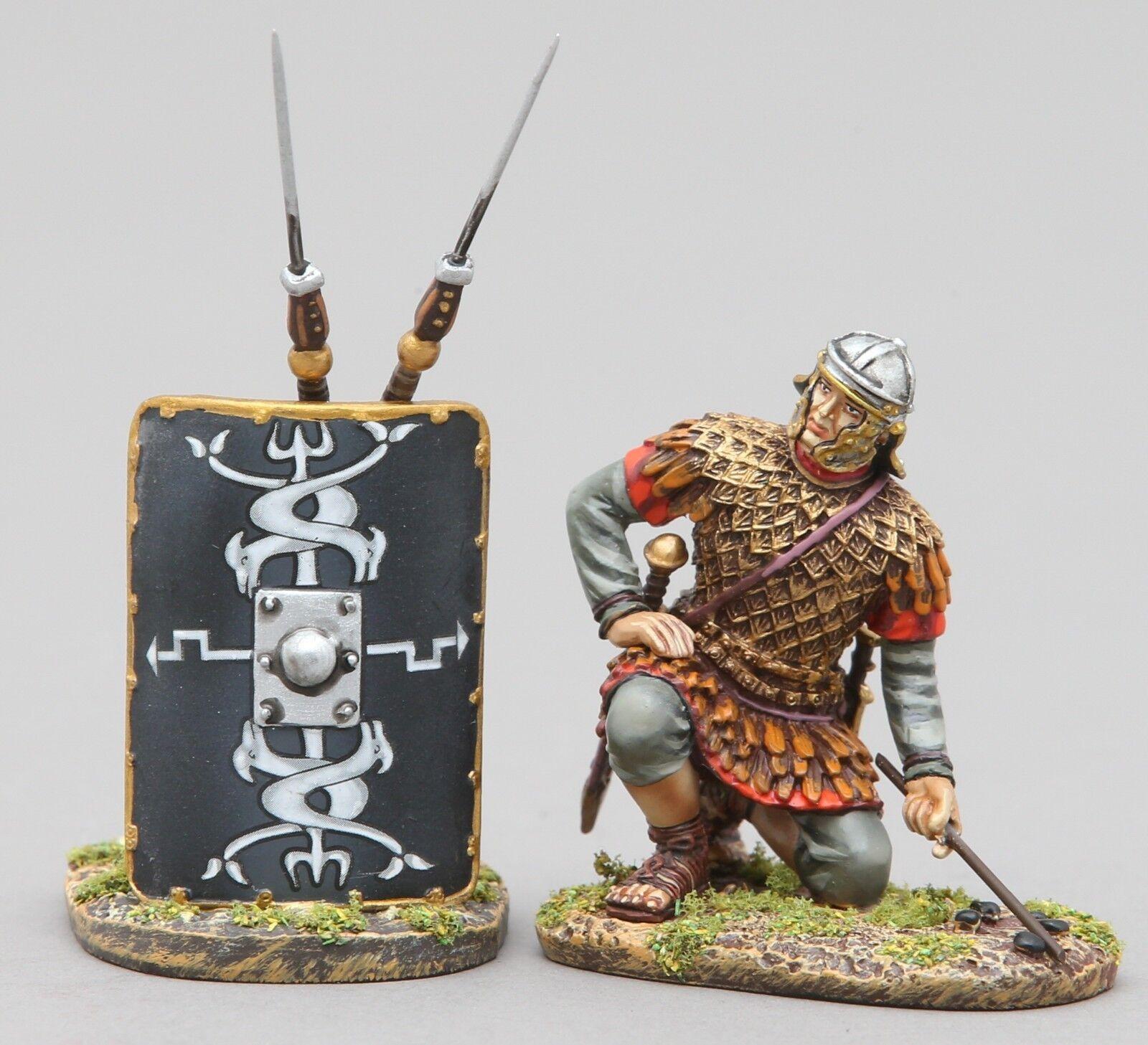 Thomas Gunn Roman Empire ROM081-1B 30th Legion Kurier Shield Pilums MIB