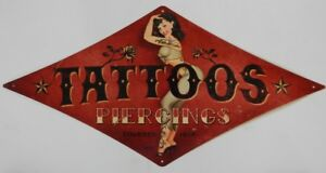 TATTOOS-PIERCINGS-METAL-SIGN-ALL-WEATHER-AGED-LOOK-710-X-360