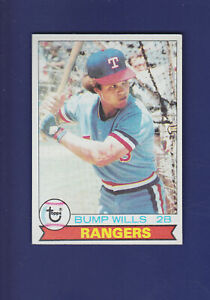 Bump-Wills-1979-TOPPS-Baseball-369-NM