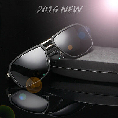 2016 New HD Polarized Sunglasses Mens Outdoor Sports Driving Fishing Eyewear A01