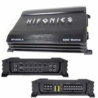 Hifonics 4 Channel 600w Amplifier