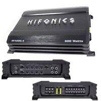 Hifonics 4 Channel 600w Amplifier