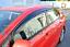 thumbnail 1 - 🚀MUGEN WINDOW VISORS FITS 2006 2007 2008 2009 2010 2011 HONDA CIVIC CSX 4DR