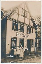 Foto - Haus - Carl Mahler /  Stadt? (T642)