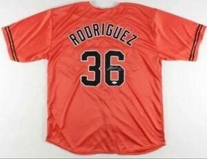 Grayson Rodriguez Signed Autographed Baltimore Orioles custom Jersey (JSA COA)