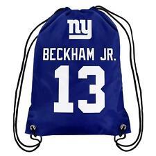 2db6cab6849d item 4 Odell Beckham Jr OBJ  13 New York Giants Jersey Drawstring Backpack    Bag -Odell Beckham Jr OBJ  13 New York Giants Jersey Drawstring Backpack    Bag