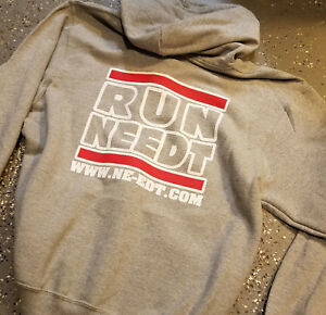NE-Extreme-Dirt-Track-Series-Official-Shirt-Shirts-Clothing-NEEDT-Run-Hooded-Med
