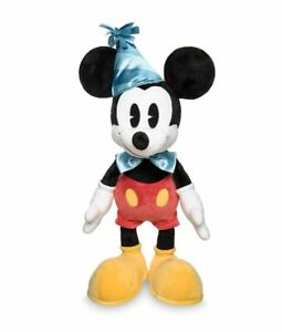 Disney-Parks-2019-Mickey-Mouse-90th-Birthday-24-034-Plush-Toy-Doll-New-With-Tags