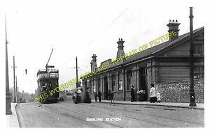 Barking-Railway-Station-Photo-East-Ham-to-Dagenham-and-Rainham-Lines-LT-SR-3