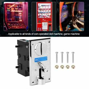 1pcs-CPU-Coin-Acceptor-Coin-Selector-Arcade-Vending-Machine-Game-Machine-Part-st