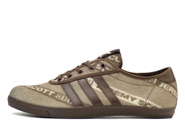 Rare Adidas JS Jeremy Scott P-Sole Stripe Logo Brand New 8.5 US