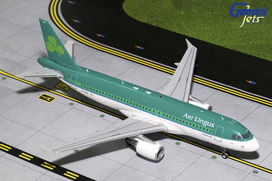 Gemini Jets Jets Jets Air Lingus Airbus A320 1 200 DIE-CAST G2EIN547 En Stock c09094