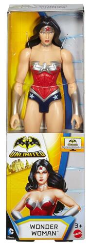 "Free USA Shipping! *NEW* DC Comics 12/"" Wonder Woman Action Figure w Shelf Wear"