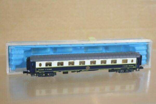 N Scale Rivarossi 9555 Railway Carriage Pullman C.I.W.L 4018 Orient Express No