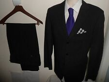 VVGC* 38R MARKS & SPENCER Mens 2 Piece Single Breasted Suit SIZE 38R W34 L31
