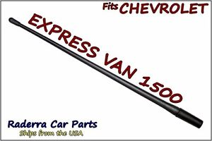"1988-2005 Chevy Suburban 1500-13/"" SHORT Flexible Rubber Antenna Mast FITS"