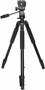"Elite Series 80"" Professional Heavy Duty Tripod With Case For Nikon V2 J2 S1"