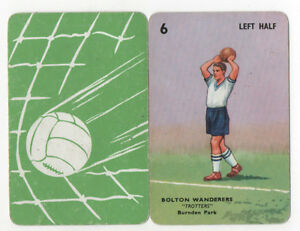 JSCARDS-BOLTON-CARD-PEPYS-GOAL-CARD-GAME-1960-039-S