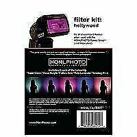 Kit de Gel Foto Honl Kit de filtro de Hollywood