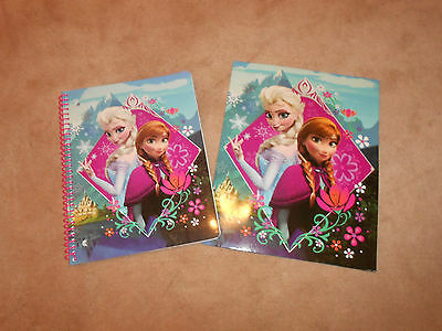NEW, DISNEY FROZEN NOTEBOOK NOTEBOOK + SCHOOL FOLDER, #1