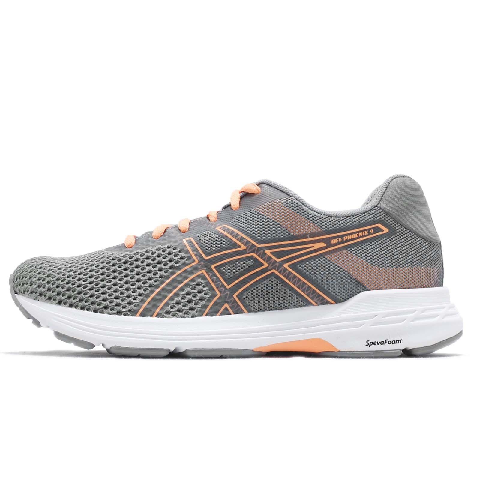 Asics Gel-Phoenix 9 gris Naranja blancoo para Mujeres Mujeres Mujeres Running Zapatos TENIS T872N-020  ahorra hasta un 50%