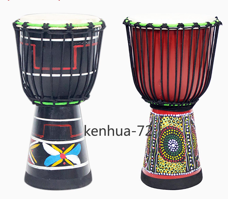 12インチ手ドラムアフリカドラム大人演奏ドラムマルチカラーオプション