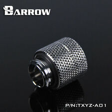 "Barrow G1/4"" Silver Rotary Anti-Twist  15mm Extender-22"