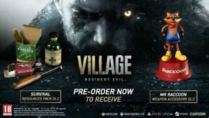 Resident Evil Village Bonus-DLC-Pack (NO GAME, ONLY DLC-Code PS4 & PS5)