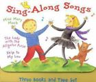 Sing-Along Songs Set : The Lady with the Alligator Purse, Skip to My Lou, and Miss Mary Mack by Nadine Bernard Westcott and Mary Ann Hoberman (2002, Board Book)
