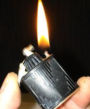 Briquet ancien Quercia FLAMIDOR Champion Bakélite Lighter Feuerzeug Accendino
