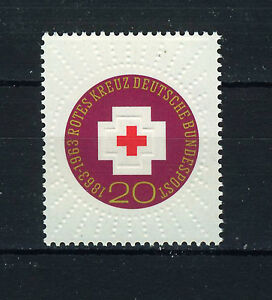 ALEMANIA/RFA WEST GERMANY 1963 MNH SC.865 Red Cross