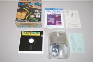 Cameltry-Japan-Sharp-x68000-X68-Taito-Game