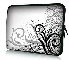 Laptop-Tasche 15,4 Zoll Notebook Sleeve Schutz-Hülle aus Neopren wasserabweisend
