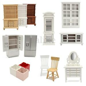 1-12-Scale-Fairy-Doll-House-Mini-Wooden-Furniture-Living-Room-Accessories-Decor