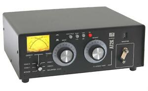 Palstar-AT-2K-Manueller-Antennentuner-2-000-Watt-Anpassungsgeraet-Amateurfunk