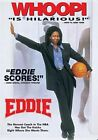 Eddie 0717951002464 With Whoopi Goldberg DVD Region 1