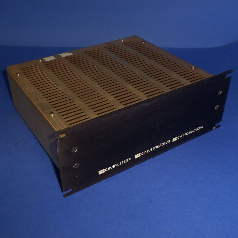COMPUTER CONVERSIONS CORP DISPLAY UNIT ETDS-DB-10-WSF-2D PZB