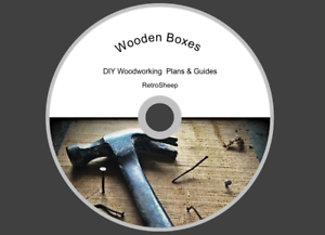 Details about WOODEN BOXES VARIOUS DESIGN DIY HOW TO BUILD BOX PLANS  CARPENTRY WOODWORK #Boxes