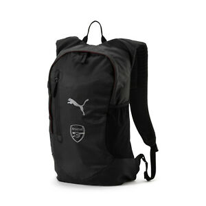 64524e6dd513 Details about Puma PVR-C Arsenal FC 2018 - 2019 Training Backpack Travel  Gym Bag Black