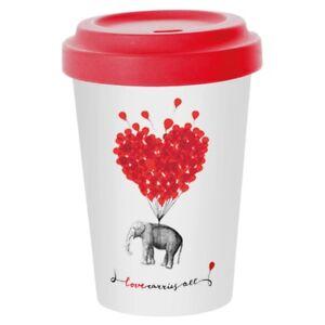 Love carries all bambù Coffee-to-go tazza travelMug  </span>